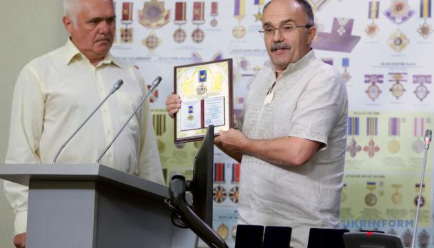 Нагородження державних службовців України