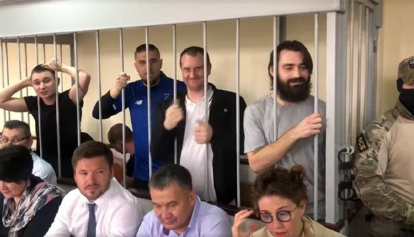 Денісова запропонувала звільнити українських моряків під її особисте зобов'язання