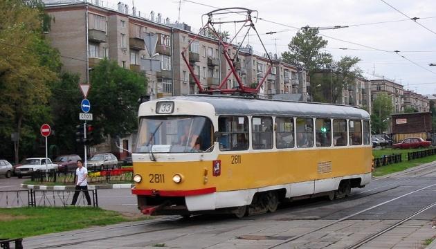 У Києві тимчасово зупинять два трамвайні маршрути