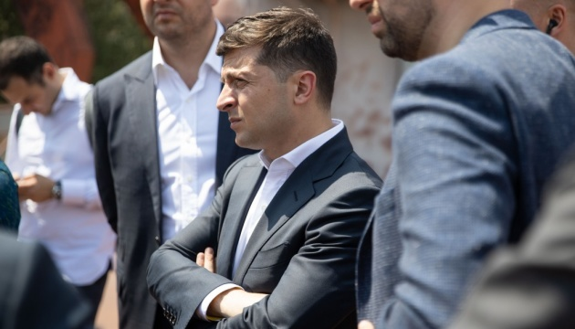 Zelensky discloses details of phone call with Putin