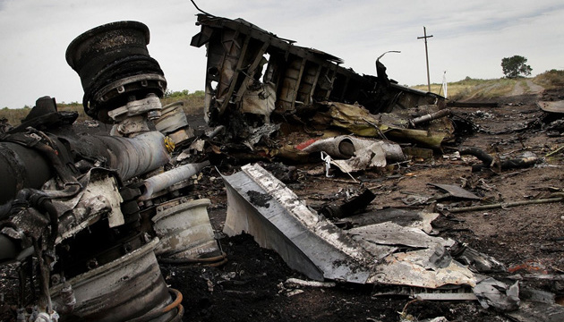 オランダ検察、マレーシア航空機撃墜事件容疑者4名を起訴