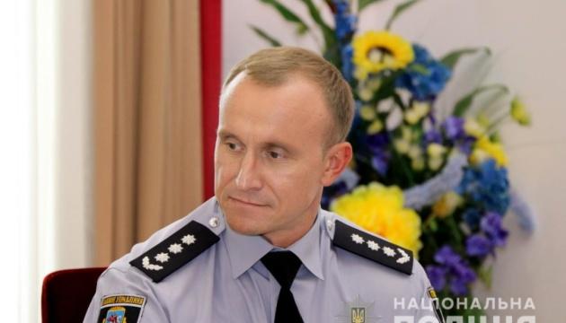 Князєв представив нового керівника поліції Київщини
