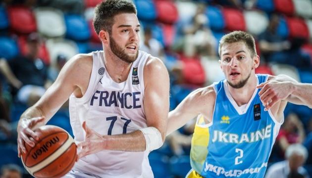 Украинцы проиграли баскетболистам Франции в 1/8 финала чемпионата Европы U20