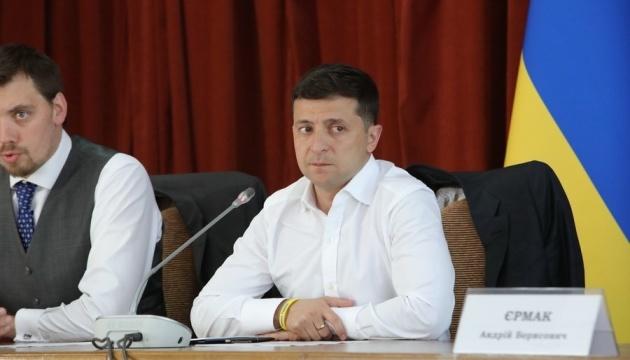 Зеленский настоял на охране директора лесхоза - борца с