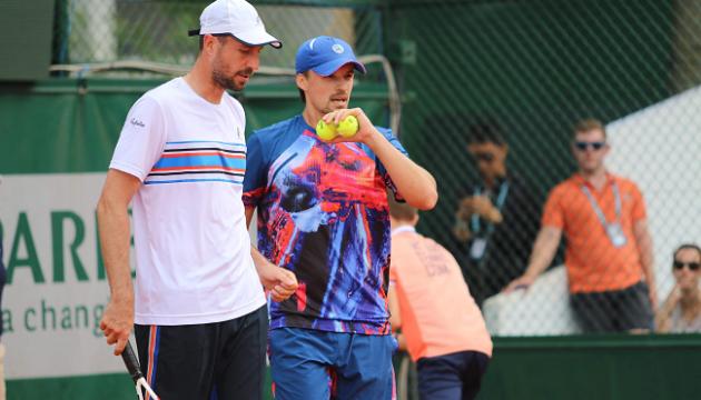 Теніс: Молчанов і Зеленай вийшли до чвертьфіналу турніру в Хорватії