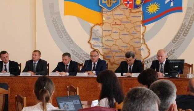 Вінниччина утримує лідерство в Україні за показниками соціально-економічного розвитку