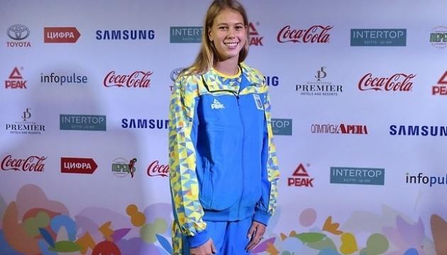 Шпажистка Екатерина Черний будет Молодым послом Украины на Олимпийском фестивале