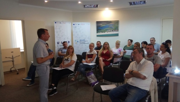Від ідеї до втілення: Представники ОТГ Одещини опановують проєктний менеджмент