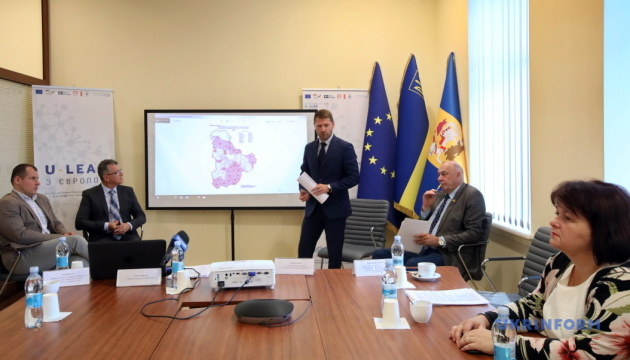 Київська ОДА пропонує створити 5 районів в області