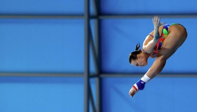 Вікторія Кесар вийшла у фінал чемпіонату світу в стрибках у воду з 3-метрового трампліну