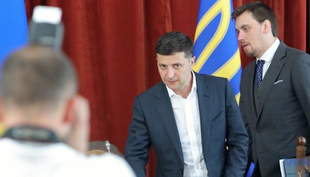 Зеленський звинувачує Парубія в тому, що багато партій не потраплять у нову Раду