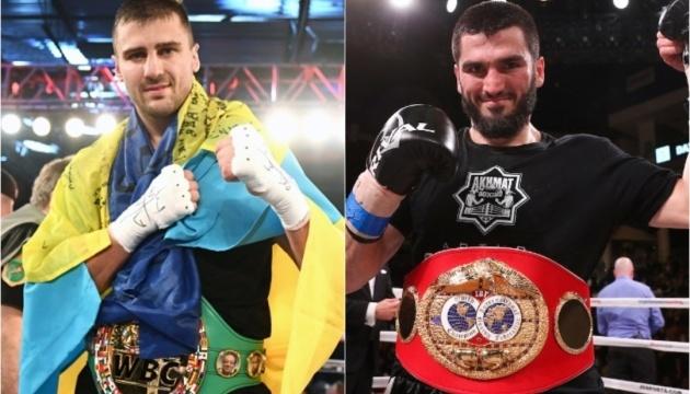Гвоздик проведе об'єднавчий боксерський бій з Бетербієвим 18 жовтня