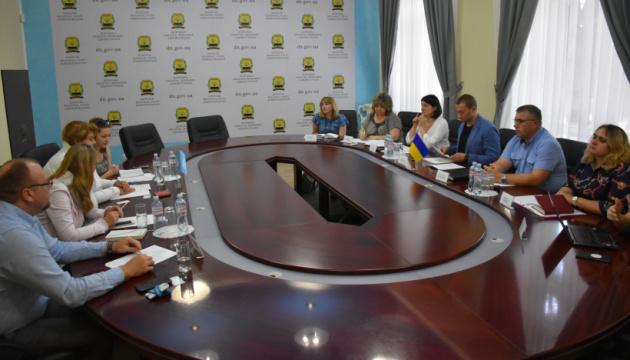 На Донеччині обговорили пріоритети співпраці з ЮНІСЕФ