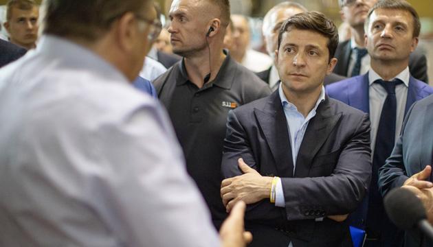 В Штатах оцінюватимуть наміри Зеленського за кандидатурою прем'єр-міністра