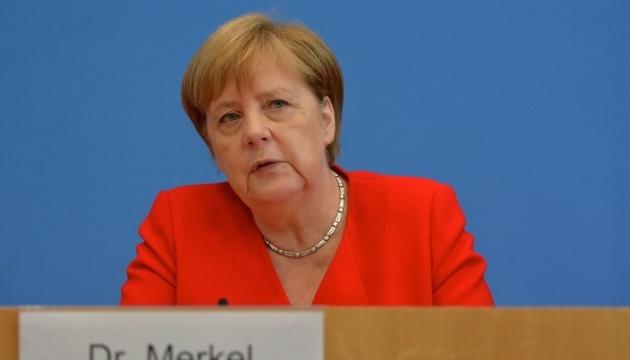 Операція Туреччини в Сирії призведе до посилення ІДІЛ - Меркель