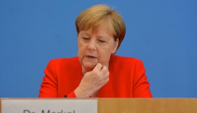 Меркель о