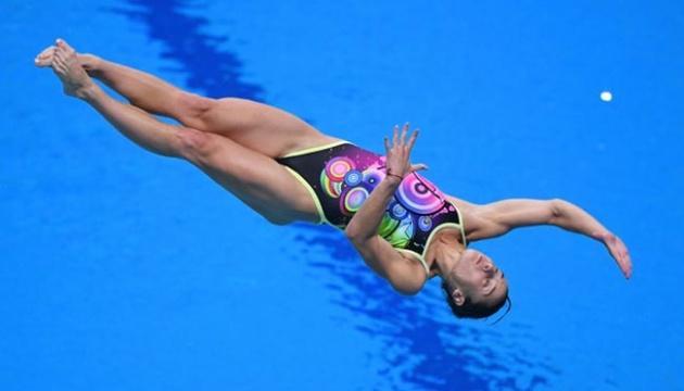Кесар посіла 11 місце на чемпіонаті світу в стрибках у воду з 3-метрового трампліну