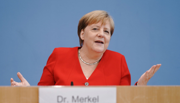 Меркель зробили тест на коронавірус