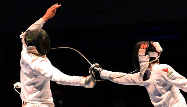 Шпажист Ігор Рейзлін став бронзовим призером чемпіонату світу з фехтування