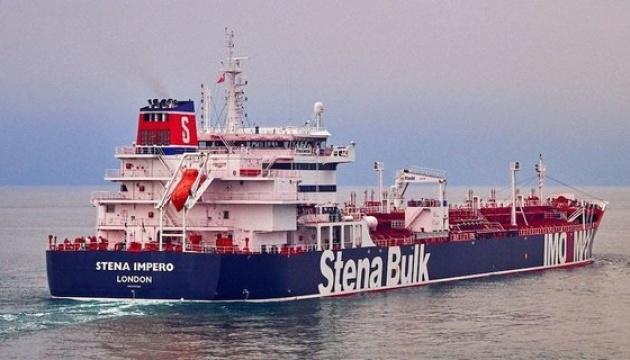 Іран найближчим часом звільнить затриманий британський танкер