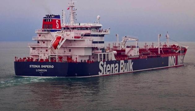 Мэй созывает чрезвычайный комитет из-за захвата Ираном британского танкера