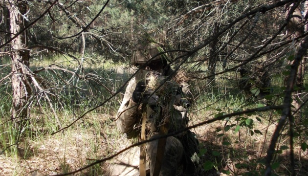 Армійці перевіряють дані про війська РФ у білоруській частині Чорнобильської зони