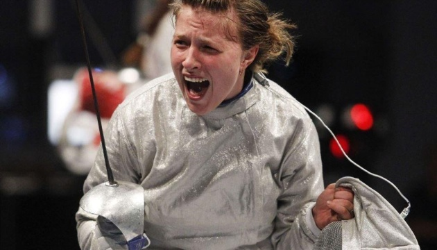 Ольга Харлан стала чемпіонкою світу з фехтування на шаблях