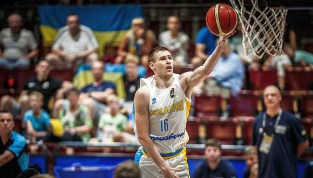 Украинцы обыграли баскетболистов Черногории на чемпионате Европы U20
