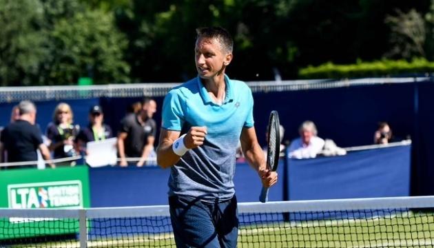 Стаховський зіграє у фіналі тенісного турніру в Ньюпорті