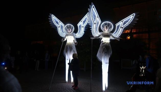 Магічна ніч у берлінському Ботсаду