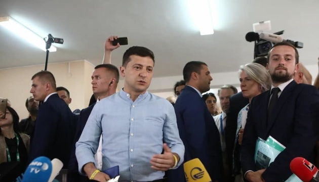 Zelensky already has candidate for prime minister