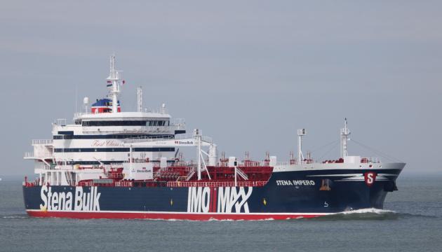 Представник Ірану повідомив про стан моряків захопленого британського танкера