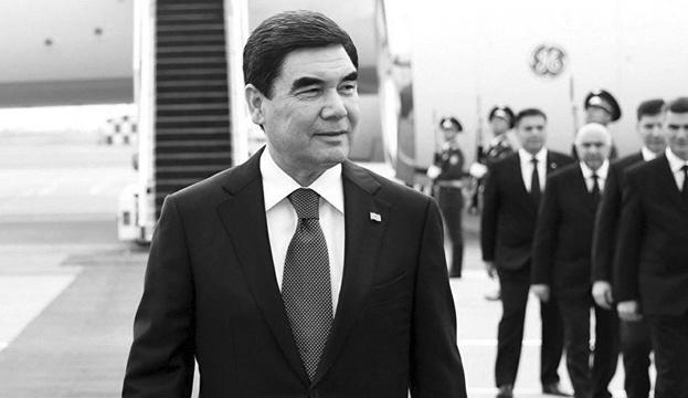 СМИ сообщают о смерти президента Туркменистана Бердымухамедова