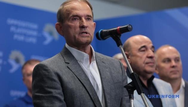 Рабинович каже, що Медведчука не будуть висувати на посаду віцеспікера