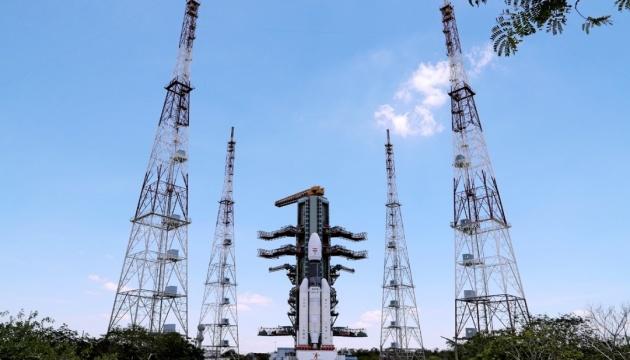 Індія запустила другу місію на Місяць