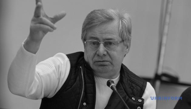 Помер один із авторів Конституції України Віктор Мусіяка
