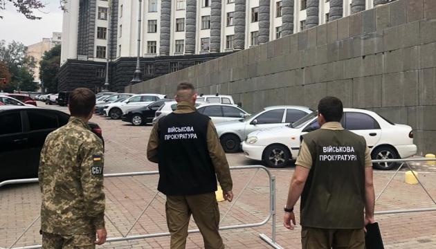 Хищения в оборонке: в Кабмин и других госучреждения пришли с обыском