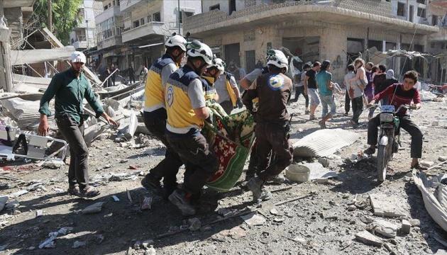 У Сирії військові підірвалися на міні: є загиблі й поранені