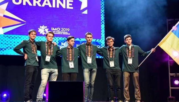 Українські школярі вибороли шість медалей на Міжнародній математичній олімпіаді