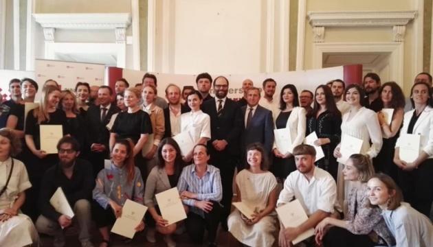 33 митці з України стали лауреатами XVII стипендіальної програми GAUDE POLONIA у Польщі