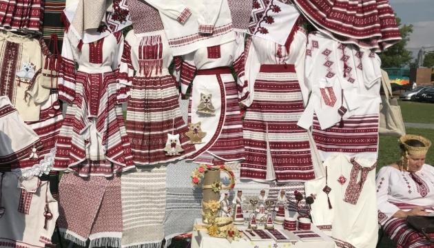 У Білорусі відбувся фестиваль фольклору, української пісні і культури «KOLYSKA»