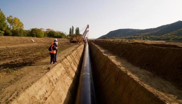 """Румунія будує """"трубу"""" для підключення до Південного газового коридору"""