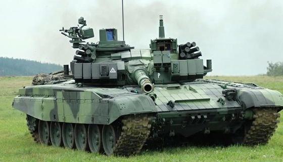 Польша модернизирует свои танки Т-72 на почти полмиллиарда долларов