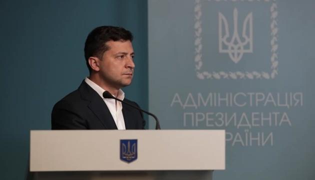 В Офисе Президента утверждают, что Зеленский является главным райтером своих речей