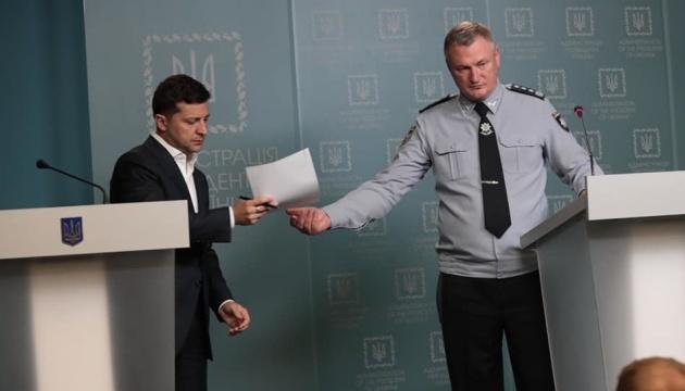 Справа Шеремета: Князєв доповідає Зеленському про слідство у