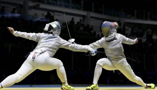 Украинские саблистки стали шестыми на венгерском чемпионате мира по фехтованию