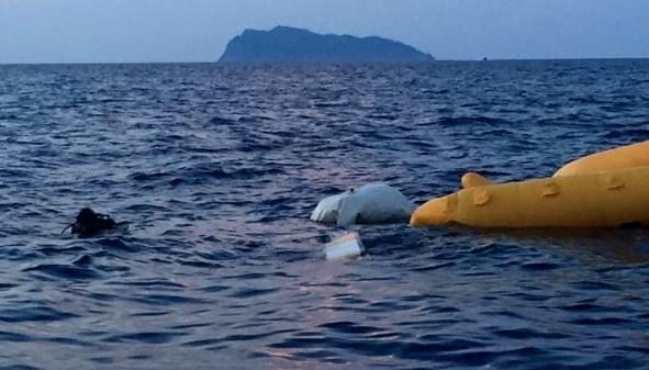 Вертолет с россиянами упал в Средиземное море