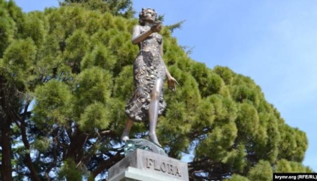 В окупованому Криму статую богині Флори в ботсаду замінять бюстом Леніна