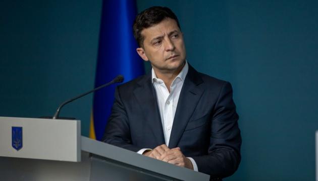 Ukrainian president sacks two deputy heads of State Border Guard Service