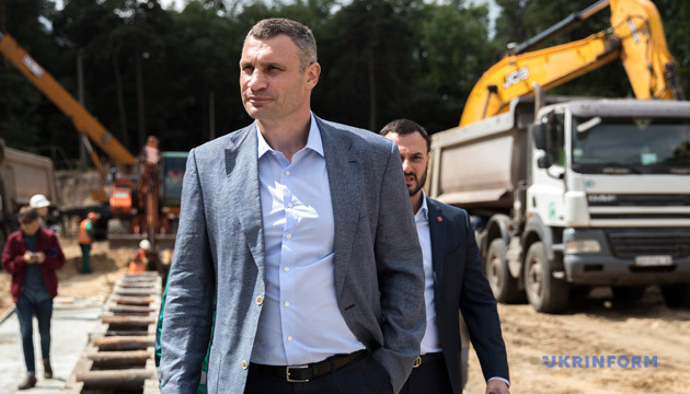 Cabinet gets request for dismissal of Klitschko from post of Kyiv City State Administration head